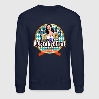 Bavaria Wiesn Bavaria Munich Germany Oktoberfest T Shirt - Crewneck Sweatshirt