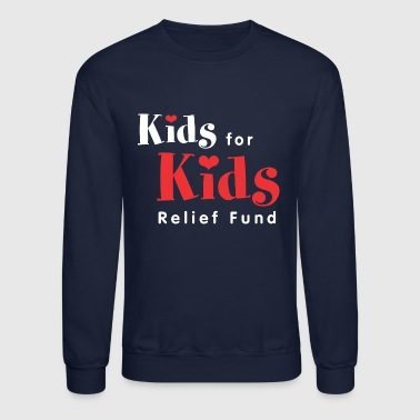Kids For Kids - Crewneck Sweatshirt