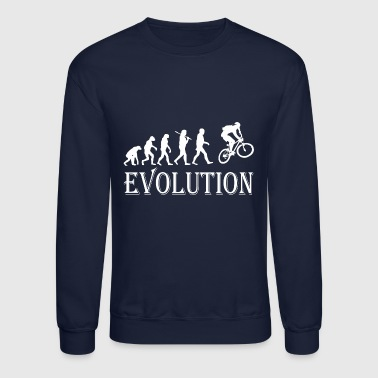Evolution Cycling - Crewneck Sweatshirt