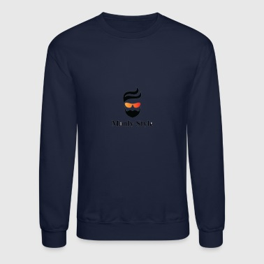 stylish - Crewneck Sweatshirt