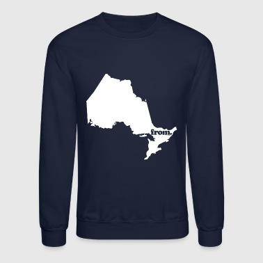 from ontario - Crewneck Sweatshirt