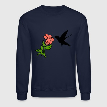 Hum Humming Bird - Crewneck Sweatshirt