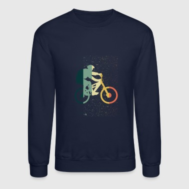 Bicycle Bike Bikes Mountain Bike - Crewneck Sweatshirt