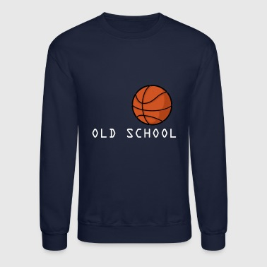 old school - Crewneck Sweatshirt