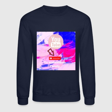 are youtube channel - Crewneck Sweatshirt