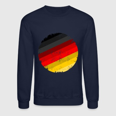 germany flag - Crewneck Sweatshirt