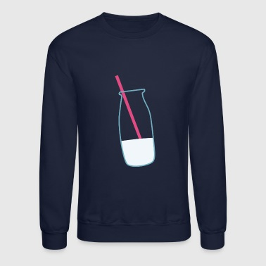 Milk - Crewneck Sweatshirt