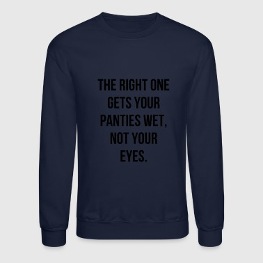 wet - Crewneck Sweatshirt