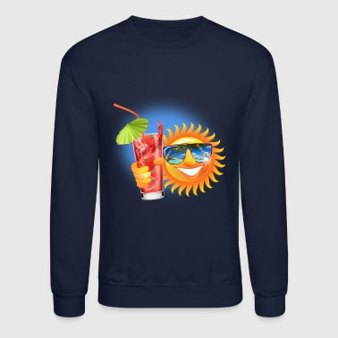 Summer Sun - Crewneck Sweatshirt