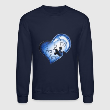 Broken Heart - Crewneck Sweatshirt