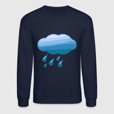 Rain Cloud - Crewneck Sweatshirt