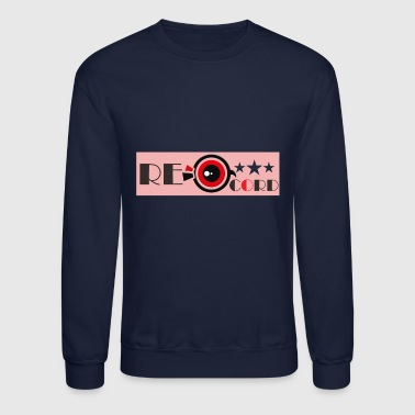 RECORD - Crewneck Sweatshirt