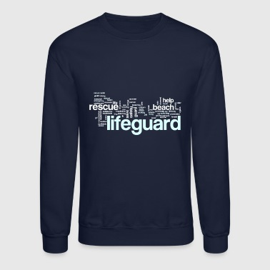 Lifeguard - Crewneck Sweatshirt