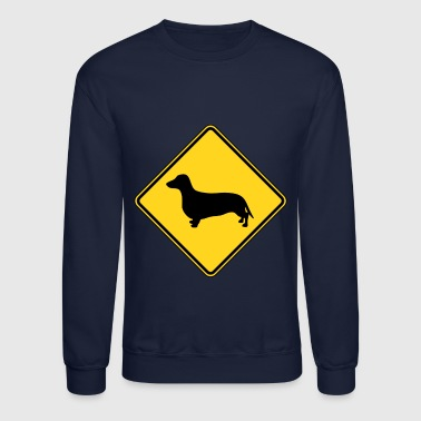Wiener Crossing - Crewneck Sweatshirt