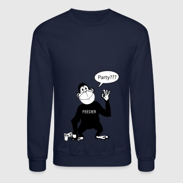Feeder Invitation - Crewneck Sweatshirt