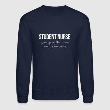 nurse - Crewneck Sweatshirt
