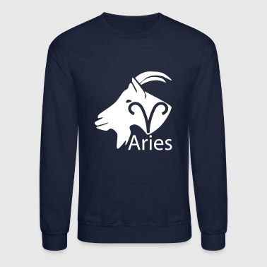 Aries Horoscope - Crewneck Sweatshirt