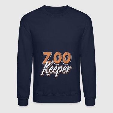 Shirt for Zookeeper as a gift - Crewneck Sweatshirt