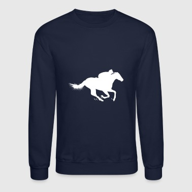 Horse Racing - Crewneck Sweatshirt