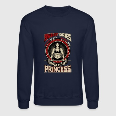 Lift Princess - Crewneck Sweatshirt