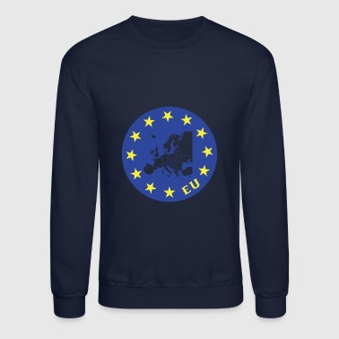 EU for Men and Women - Crewneck Sweatshirt
