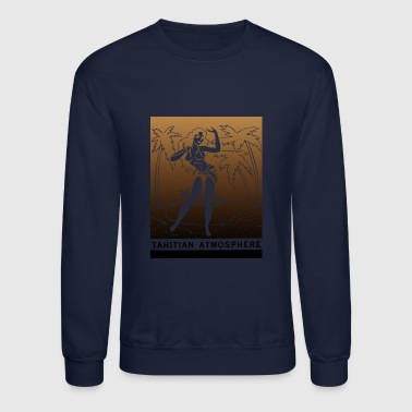 Tahitian Atmosphere - Crewneck Sweatshirt