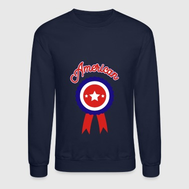 July 4th American Icon - Crewneck Sweatshirt