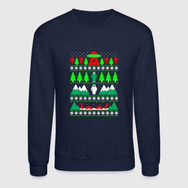 Paranormal Christmas - Crewneck Sweatshirt