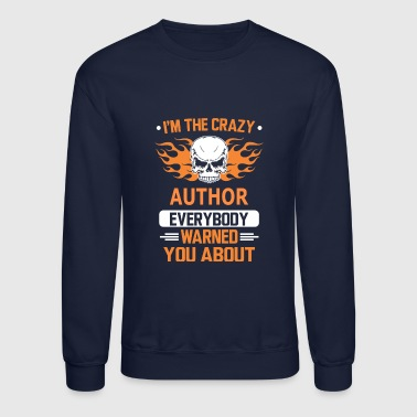Authority AUTHOR - Crewneck Sweatshirt