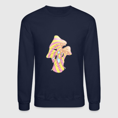 Magic mushrooms - Crewneck Sweatshirt