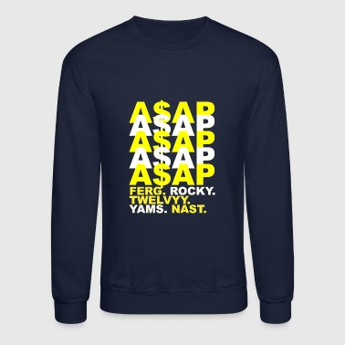 ASAP visual pattern - Crewneck Sweatshirt