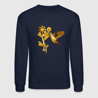 Hummingbird Gold Hummingbird - Crewneck Sweatshirt