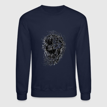 Jungle THE KING OF JUNGLE - Crewneck Sweatshirt