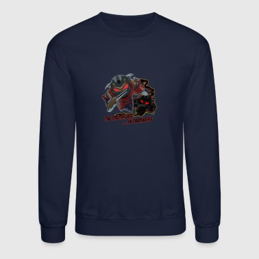 League of Legends Zed - Crewneck Sweatshirt