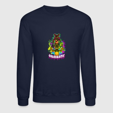 Celebrate - Crewneck Sweatshirt