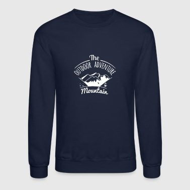 The Outdoor Adventure - Crewneck Sweatshirt