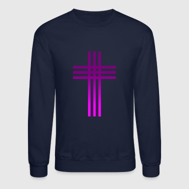 Catholic Cross - Crewneck Sweatshirt
