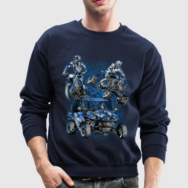 Extreme Off-Road Sports - Crewneck Sweatshirt