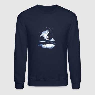 North Pole Dancer - Crewneck Sweatshirt