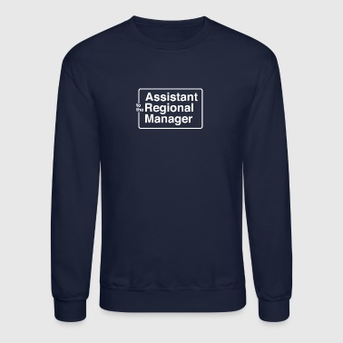 Asst To The Regional Manager - Crewneck Sweatshirt