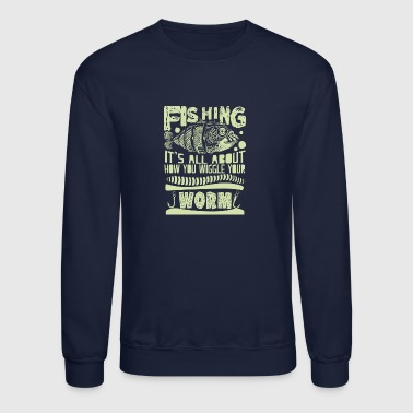 Fishing - Crewneck Sweatshirt