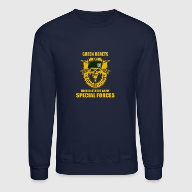 SPECIAL FORCES GROUP AIRBORNE MILITARY - Crewneck Sweatshirt