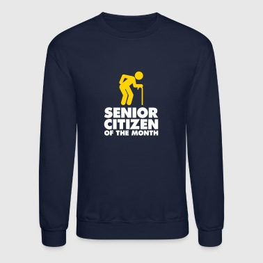 Senior Of The Month - Crewneck Sweatshirt