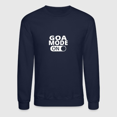 MODE ON GOA - Crewneck Sweatshirt
