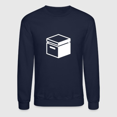 Old Fashioned Old Fashioned Archive Folder - Crewneck Sweatshirt