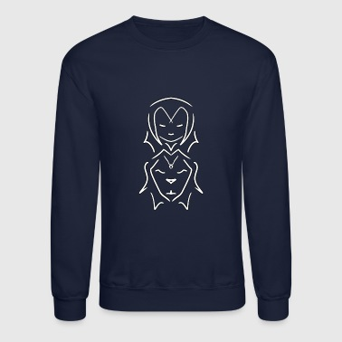 The Strength - Crewneck Sweatshirt