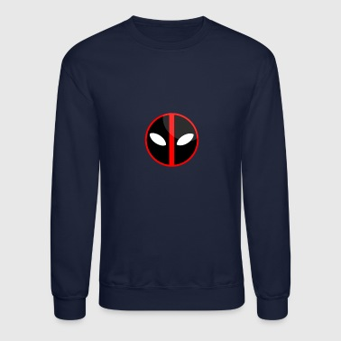 deadpool peng - Crewneck Sweatshirt