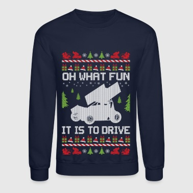 Sprint Car Christmas - Crewneck Sweatshirt