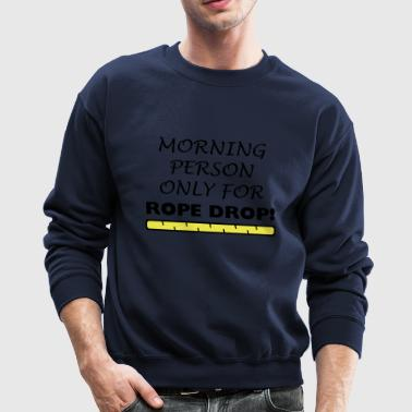 Rope Drop - Crewneck Sweatshirt