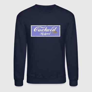 cuckold husband design - Crewneck Sweatshirt